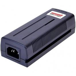 VideoComm PS-5260PoE 52VDC 60 Watt at 10/100/1000Mbps UL PoE Injector