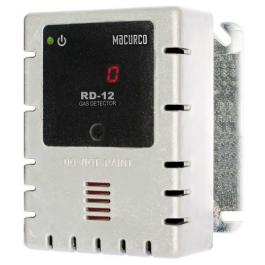 Macurco RD-12-W Refrigerant Fixed Gas Detector