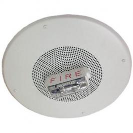 Bosch S8-24MCCH-FW High-Candela Speaker Strobe - White