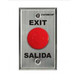Seco-Larm SD-7213-RSP Request-to-Exit Plates with Pneumatic Timers