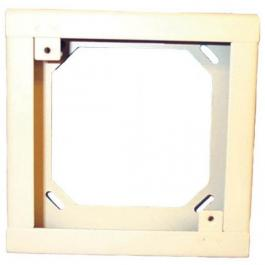 Bosch SER-W Square Semi-flush Extension Ring - White