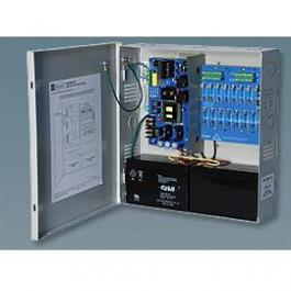Altronix SMP10PM24P16 16 Output Power Supply/Charger - 24VDC