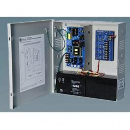 Altronix SMP10PM24P4CB 4 Output Power Supply/Charger - 24VDC