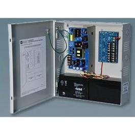 Altronix SMP10PM24P8CB 8 Output Power Supply/Charger - 24VDC