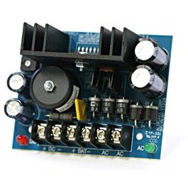 SMP5, Altronix Power Supply Board