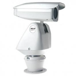 Pelco SP-ESTM350-2N Sarix Thermography Camera 50mm Lens Pedestal Mount