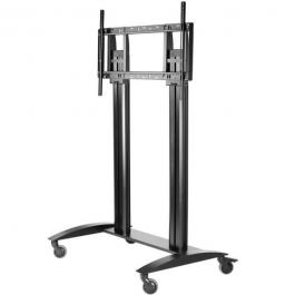 "Peerless SR598 SmartMount Flat Univeral Cart for 55"" to 98"" TV's"