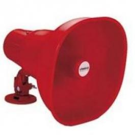 Bosch STH-15SR 15 Watt Supervised Horn Loudspeaker - Red