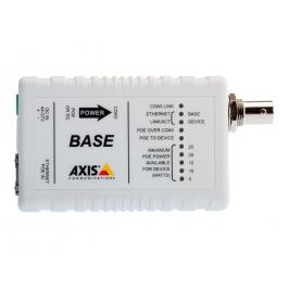 T8641, Axis PoE+ over Coax