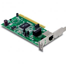 TRENDnet TEG-PCITXRL Gigabit PCI Adapter, Low Profile