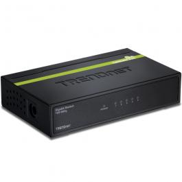 TRENDnet TEG-S50g 5-port Gigabit GREENnet Switch (Metal)