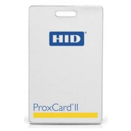 Interlogix TP-PRX-CLAM-50PK TruPortal Proxcard Clamshell Design Cards
