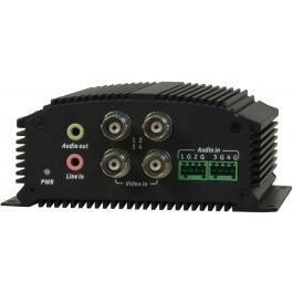 TVE-410, Interlogix Encoder