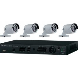TVR-1204HD-KB1, Interlogix HD-TVI Camera System