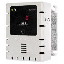 Macurco TX-6-HS-W Hydrogen Sulfide Gas Detector Controller & Transducer