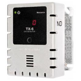 Macurco TX-6-ND-W NO2 Fixed Gas Detector Controller/Transducer