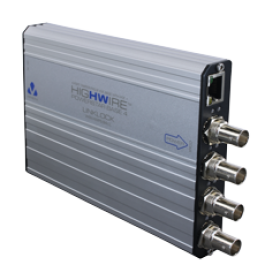 Veracity VHW-HWPS-B8 8-Port Ethernet over Coax PowerStar Base Unit