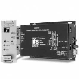 Interlogix VR9930WDM-R3 FM Video Receiver/Data Transceiver (FSK)