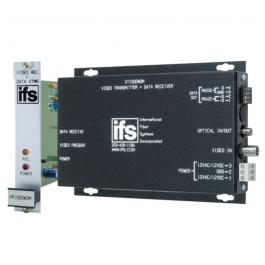 VR1500-R3, Interlogix Video Receiver/Data Transmitter