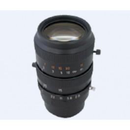 "ViewZ VZ-B6X8M 1/2"" Manual Zoom Lens 8-48mm F1.0 C-Mount"