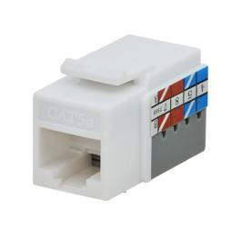 DataComm 20-3425-WH Cat 5e Data Jack (White)