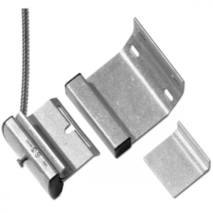 GE 2315A-L Panel Door Magnetic Contact with Armored Cable