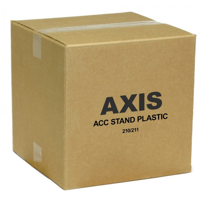 Axis 23452 Plastic Stand for Axis 210 / 211 Cameras (Black)
