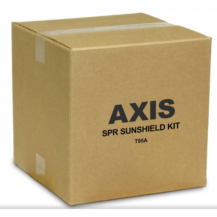 Axis 5700-141 Sunshield kit for T95A Series Housings