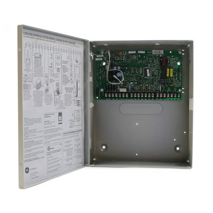Pleasing Interlogix 60 806 95R 16Z Concord Express Control Panel Wiring Cloud Hisonuggs Outletorg