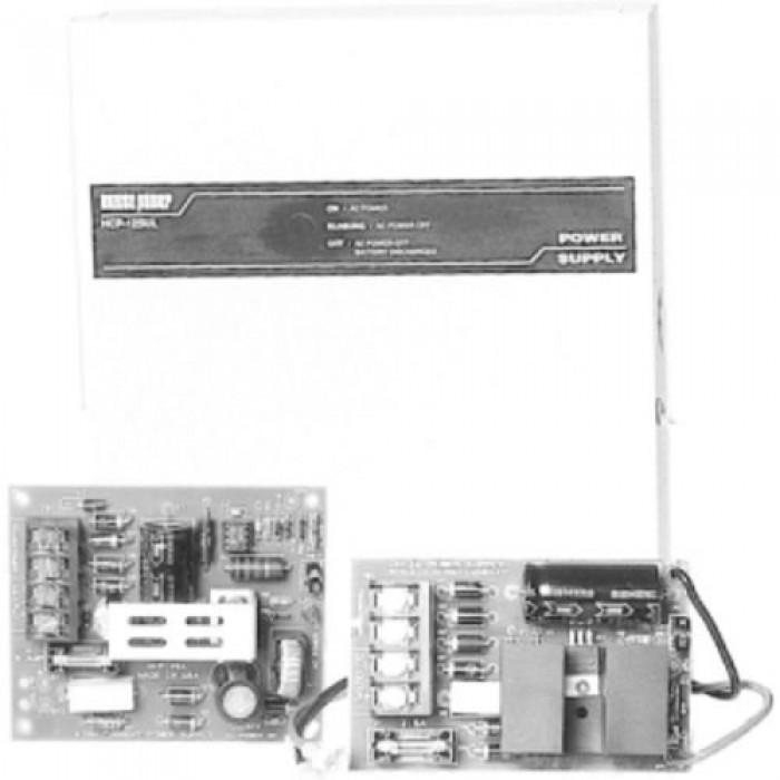 GE Security CH12A Power Supply, Board Only  Use to Power Systems Requiring  an External 12VDC Power Source w/Loads Not Exceeding 1 75AMPs  Board Only,