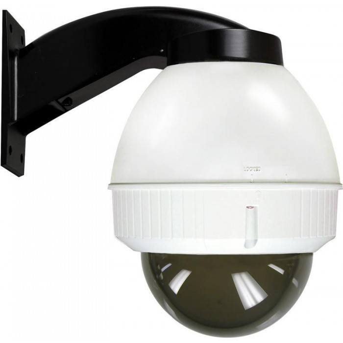 Moog FDW75T2N IP Network Ready Outdoor Dome Housing with Wall Mount