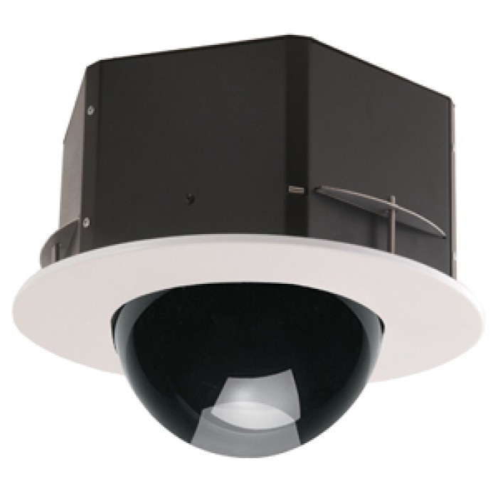 Videolarm MR7TN P Network Ready 7in Recessed Ceiling mount dome hsg, tinted