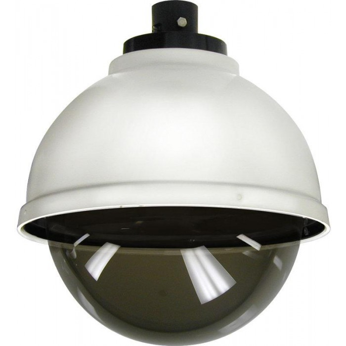 "Moog SDP12T 12"" Indoor/Outdoor Dome Housing with Pendant Mount, Tinted Dome"