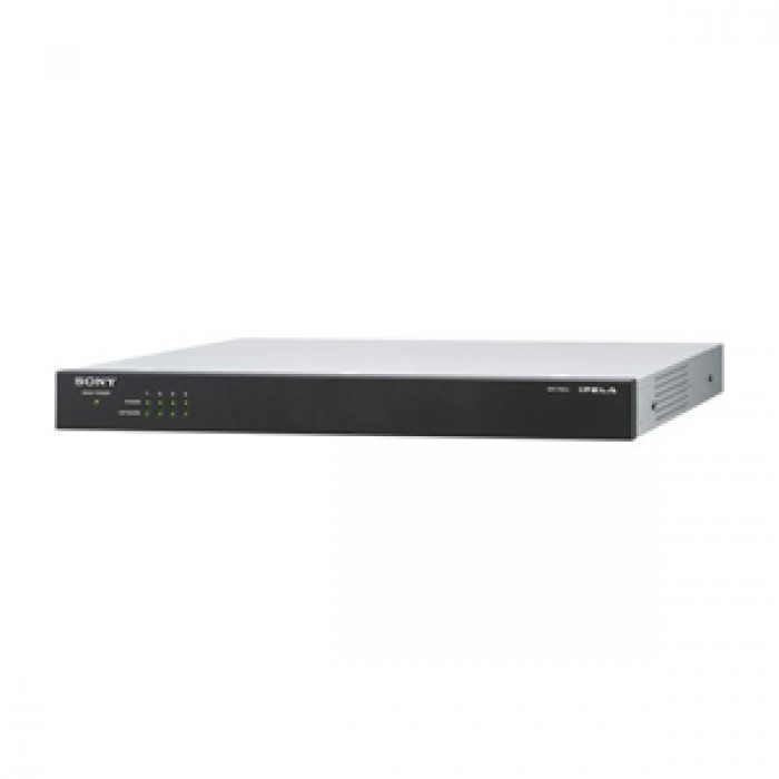 Sony SNT-RS1U 1U Rack Station for up to 4 Blade Encoders (16 Channels)