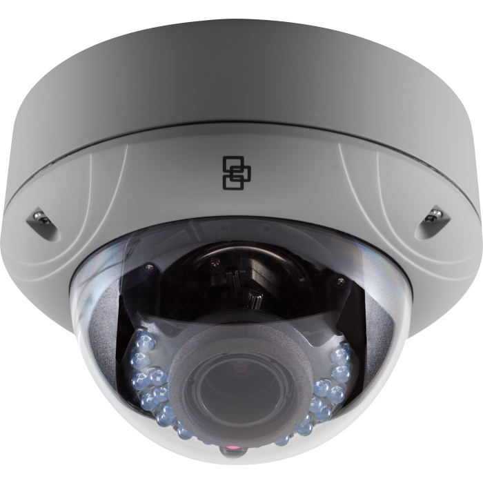 Interlogix TVD-3104 TruVision 3Mp Outdoor IR Network Vandal Dome
