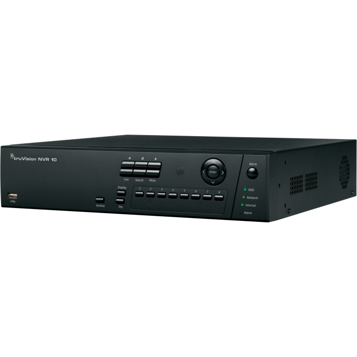 Interlogix TVN-1008S-2T 8Ch TruVision NVR with Built-in PoE