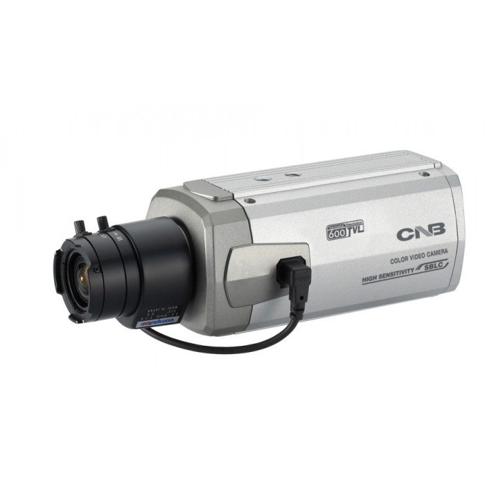 CNB BBM-20F 1/3-inch True Day/Night 600TVL Mona Lisa Box Camera