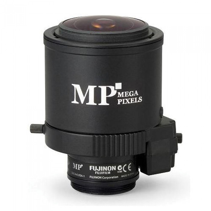 Panasonic PLAMP2206 2.2-6mm F/1.3-T360 DC Auto Iris Lens with Manual Focus and Zoom
