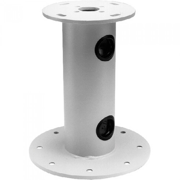 Pelco PM2010 Heavy-Duty Ceiling/Pendant Mount up to 125lb 10-inch High
