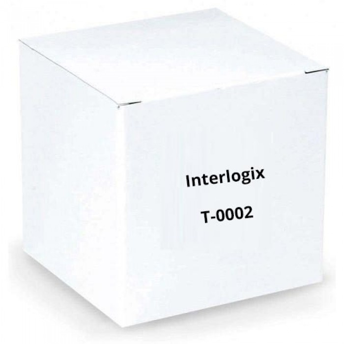 Interlogix T-0002 50VA Transformer for Commercial Fire Panels