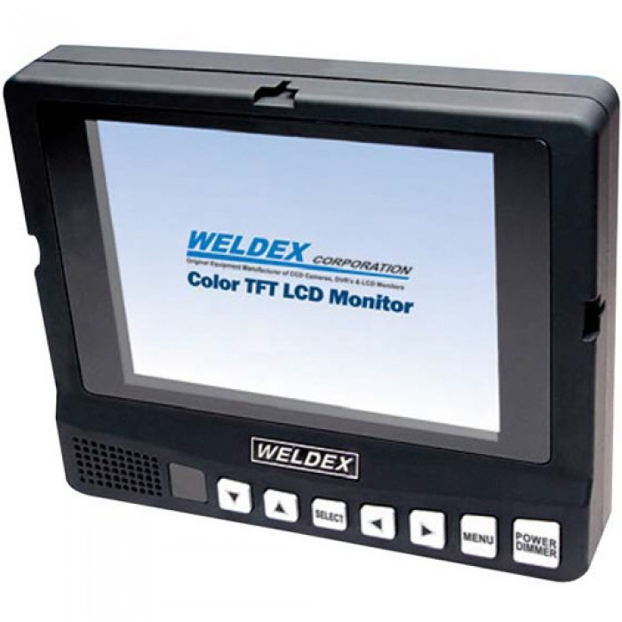 Weldex WDL-7001M 7-inch TFT LCD Compact Test Monitor on