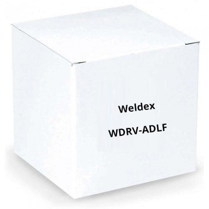 Weldex WDRV-ADLF Adapter For Monitor Connection Older Systems on