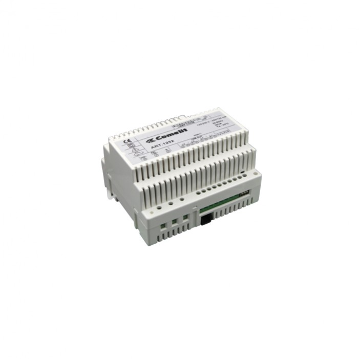 Comelit 1252 Simplebus Amplifier for Additional Units In Parallel