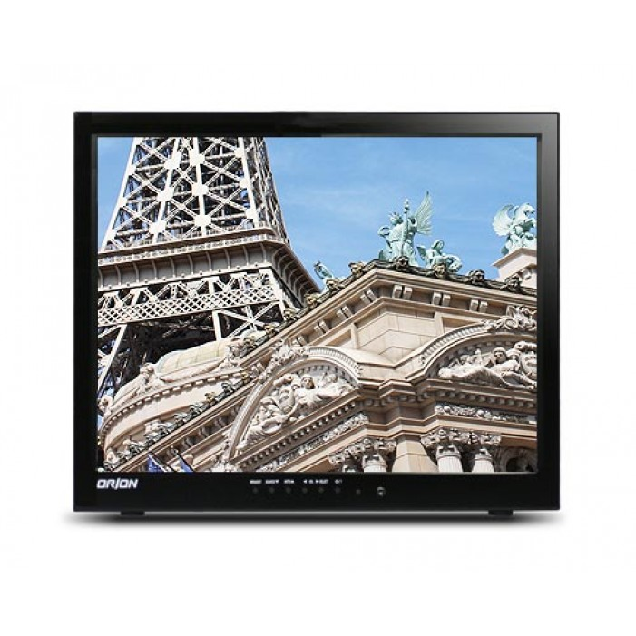 Orion 15RTCLD 15-inch Premium Ultra Bright LED Monitor, 1024x768
