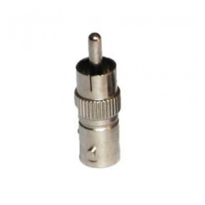 Platinum Tools 18314 RCA Male to BNC Female Coax Adapter