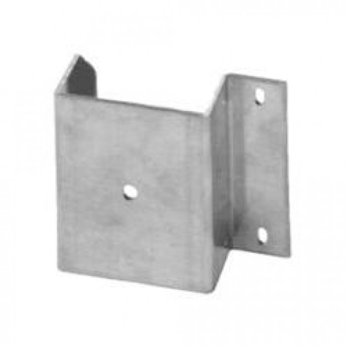 Interlogix 1940-L Garage Door Bracket for 1082TW/1285T-W/2505 Series, Aluminum, Mounts on Wheel Tracks