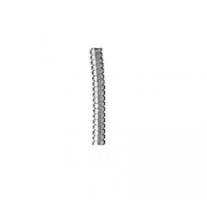 Interlogix 1980-100 Stainless Steel Flex Cable, 100 Roll, 3/16 ID, 9/32 OD