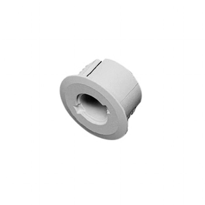 Interlogix 1908C-N Adaptor, 3/8 to 3/4, White Use to Adapt Over-Drilled Holes and to Facilitate Wiring, 10-Pack
