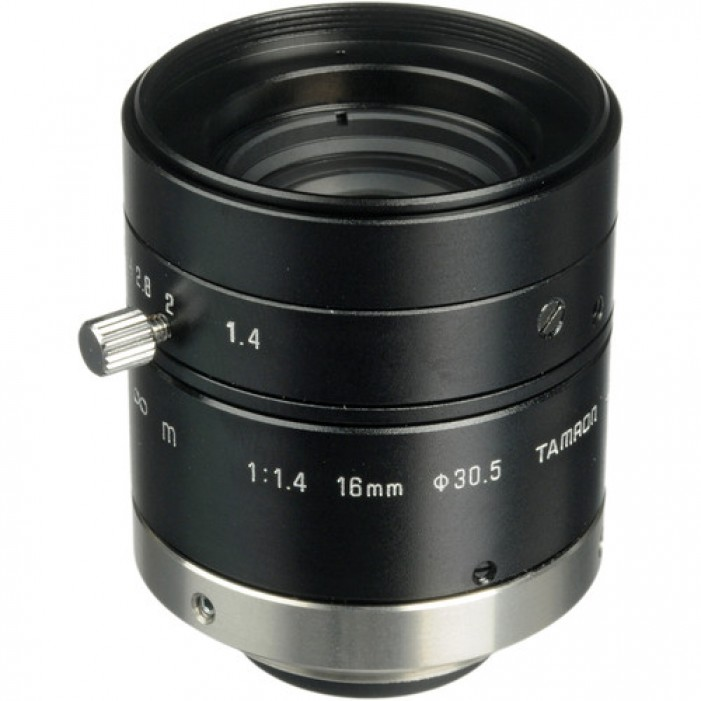 Tamron 23FM16SP 2/3-inch 16mm Megapixel Machine Vision/Factory Automation Lens