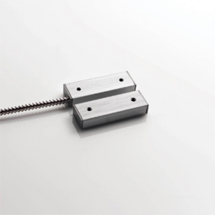 Interlogix 2507AH-L Aluminum Housing Armored Cable Contact